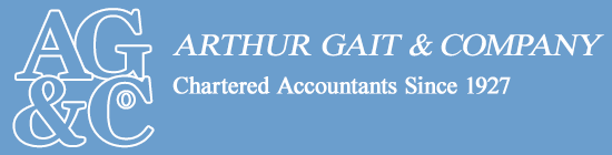 Arthur Gait & Company, Local Accountants in South Wales